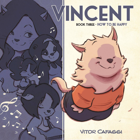 Vincent Book 3: How To Be Happy