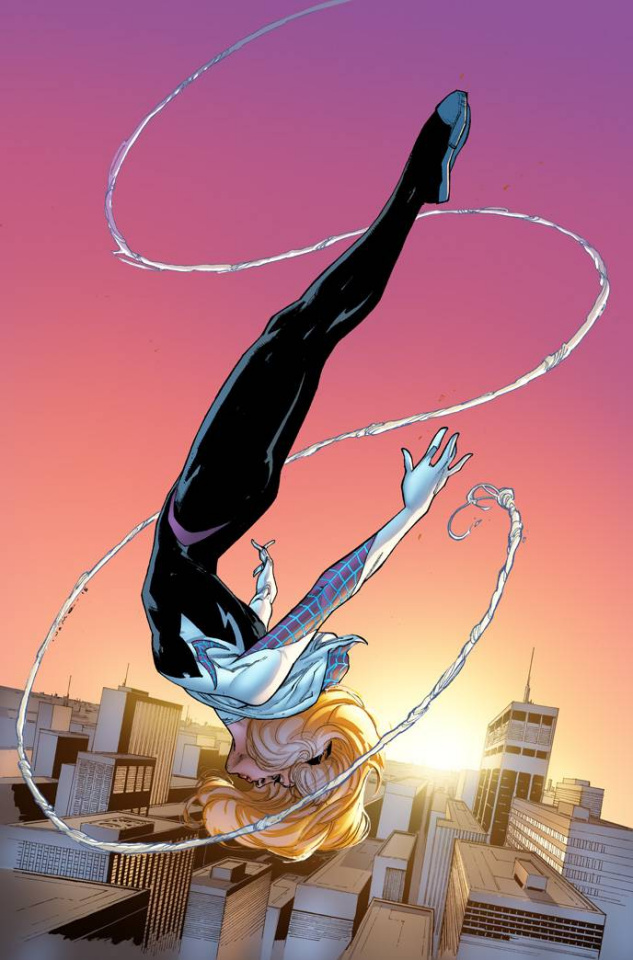Spider-Gwen #2 (Opena Cover)