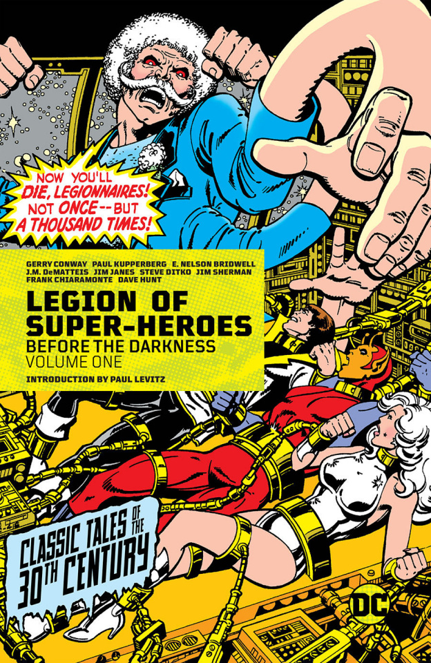 Legion of Super-Heroes: Before the Darkness Vol. 1