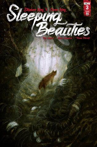 Sleeping Beauties #3 (10 Copy Heidersdorf Cover)