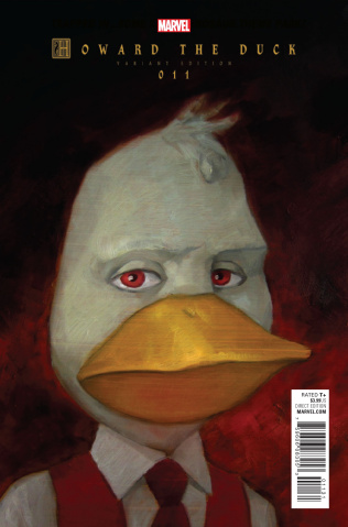 Howard the Duck #11 (Zdarsky Last Issue Cover)