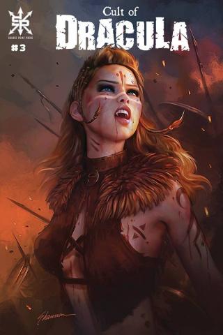 Cult of Dracula #3 (Maer Cover)