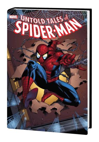 Untold Tales Spider-Man (Omnibus Olliffe Cover)