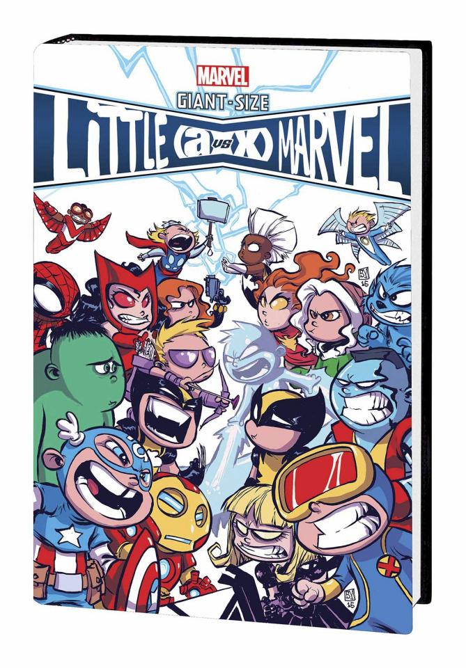 Giant-Size Little Marvel: AvX