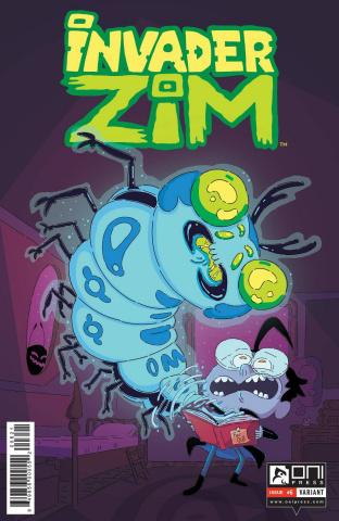 Invader Zim #6 (Variant Cover)