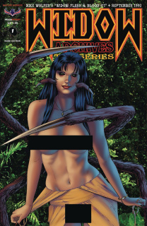 Widow Archives: The Series #1 (Nude Edition)