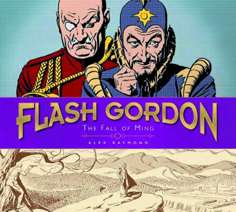 The Complete Flash Gordon Library Vol. 3: The Fall of Ming