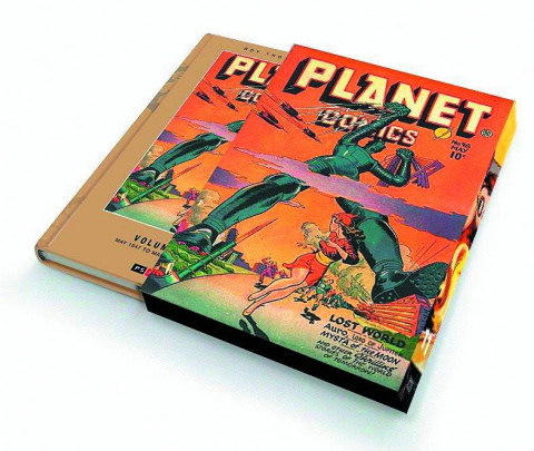 Planet Comics Vol. 11 (Slipcase Edition)