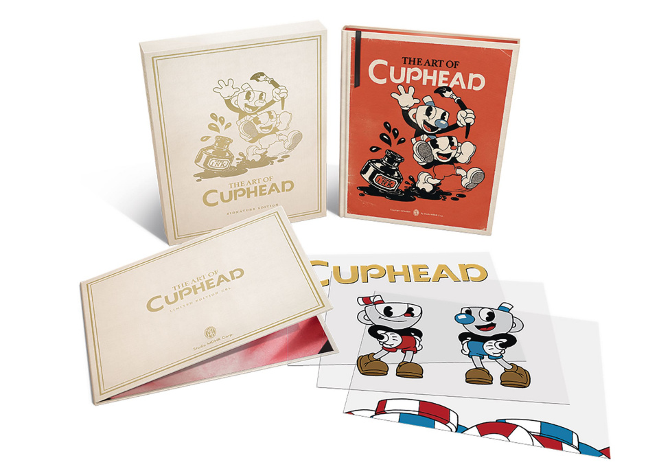 The Art of Cuphead (Limited Edition)