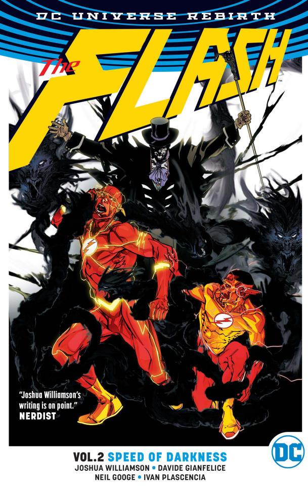 The Flash Vol. 2: The Speed of Darkness