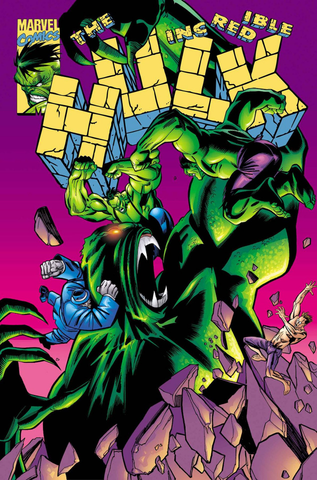 Hulk: Devil Hulk #1 (True Believers)