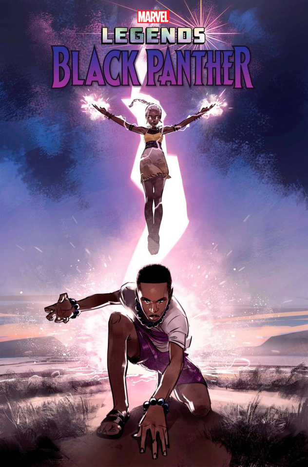Black Panther: Legends #2