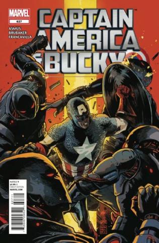 Captain America & Bucky #627