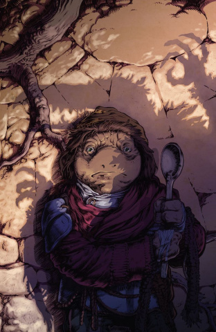 The Dark Crystal: Age of Resistance #7 (Matthews Cover)