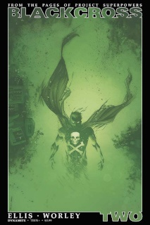 Blackcross #2 (Shalvey Cover)