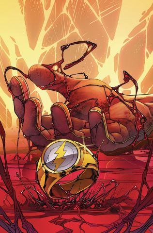 The Flash Vol. 5: Negative Rebirth
