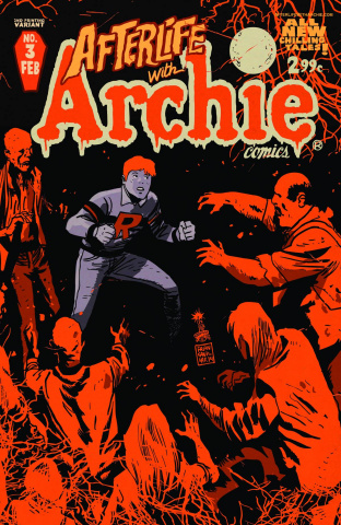 Afterlife With Archie #3 (2nd Printing)