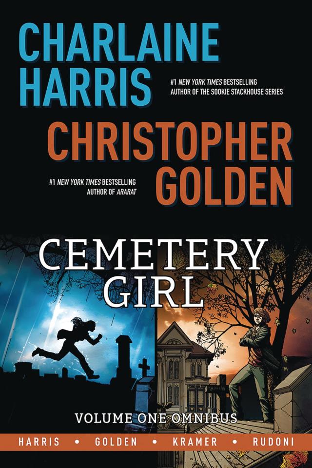 Cemetery Girl Vol. 1 (Omnibus)