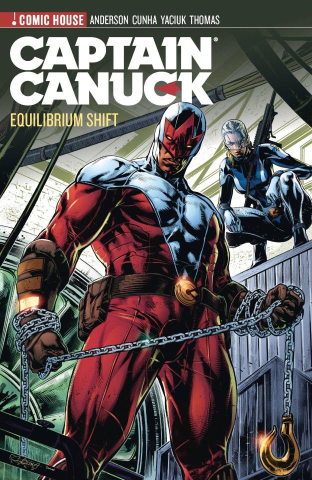 Captain Canuck: Equilibrium Shift