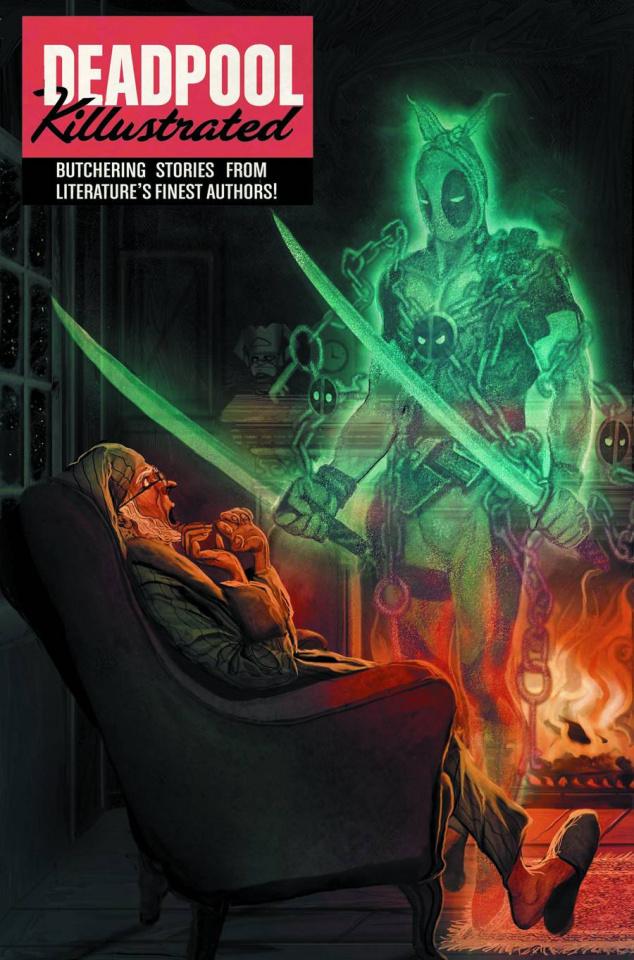 Deadpool Killustrated #3