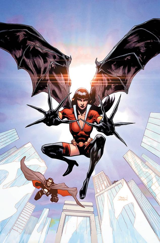 Vampirella: The Dark Powers #3 (25 Copy Davidson Virgin Cover)