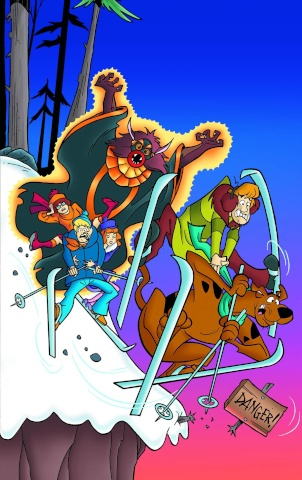 Scooby-Doo! Where Are You? #50