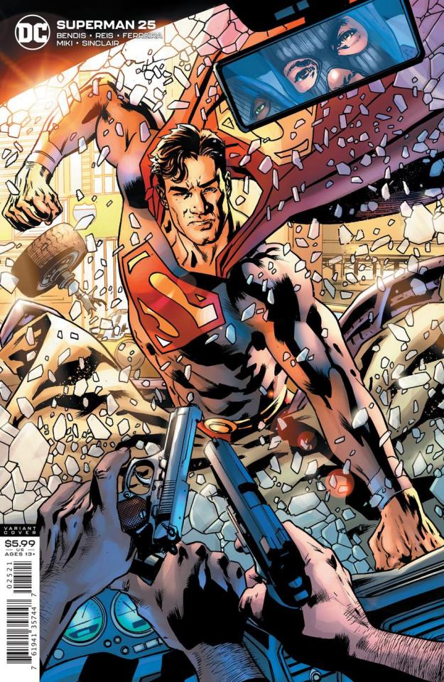 Superman #25 (Bryan Hitch Cover)