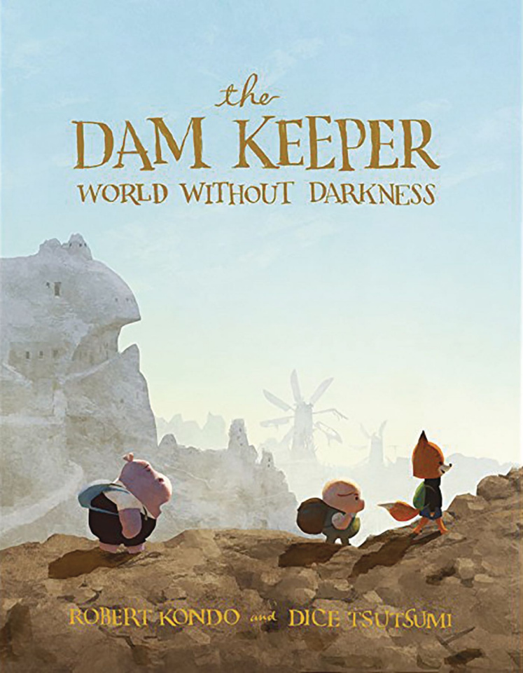 The Dam Keeper Vol. 2: World Without Darkness