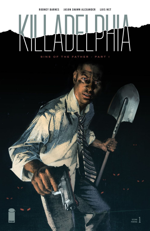 Killadelphia #1 (2nd Printing)