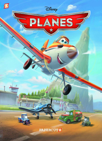 Disney Graphic Novels Vol. 1: Planes