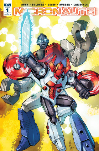 Micronauts #1 (25 Copy Cover)