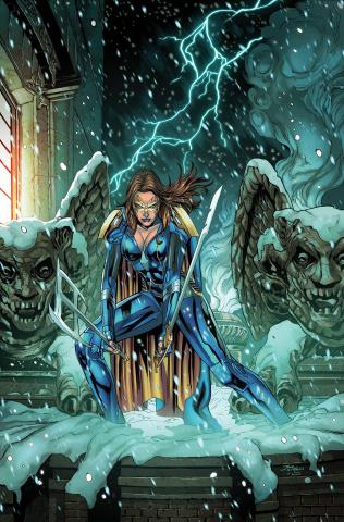 Belle: Dead of Winter (Vitorino Cover)