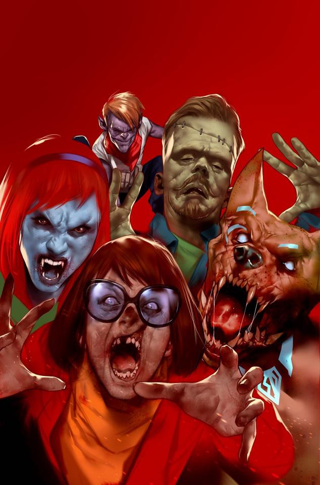 Scooby: Apocalypse #23