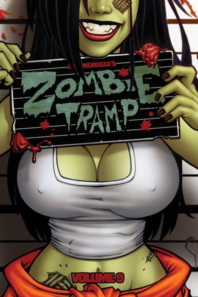 Zombie Tramp Vol. 9: Skanks, Shanks, and Shackles