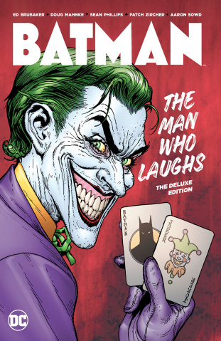 Batman: The Man Who Laughs (Deluxe Edition)