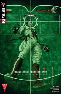 Divinity #2 (30 Copy Larosa Cover)