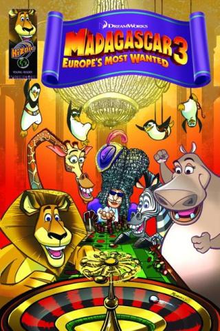 Madagascar 3 Prequel