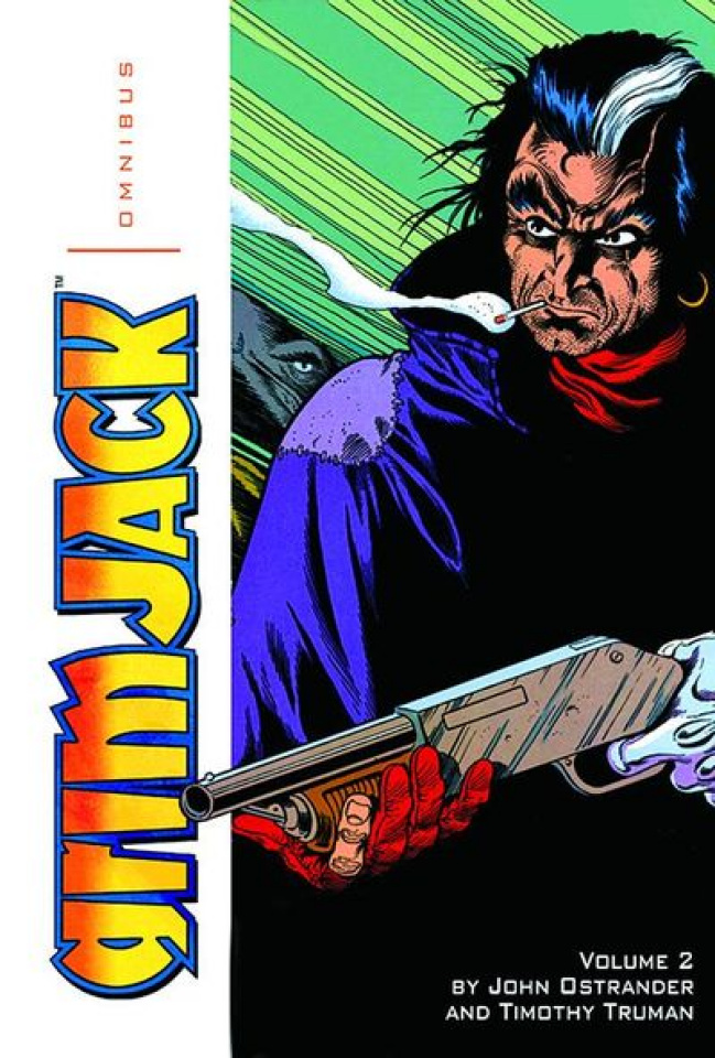 Grimjack Omnibus Vol. 2