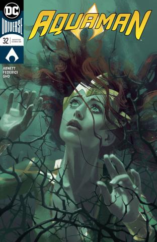 Aquaman #32 (Variant Cover)