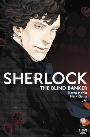 Sherlock: The Blind Banker #1 (Jay Cover)