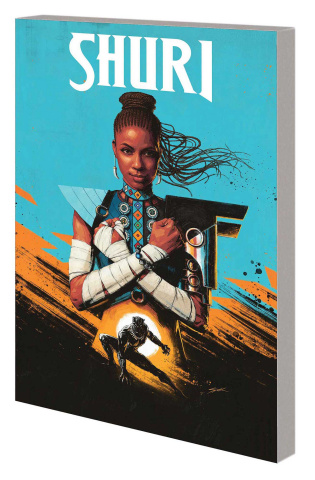 Shuri Vol. 1: Search for Black Panther