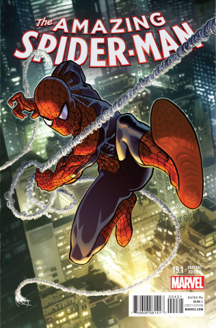The Amazing Spider-Man #19.1 (Ponsor Cover)