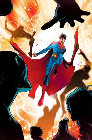 Superman: Son of Kal-El #6 (John Timms Cover)
