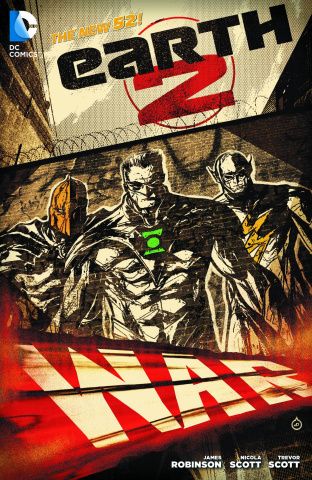 Earth 2 Vol. 3: War