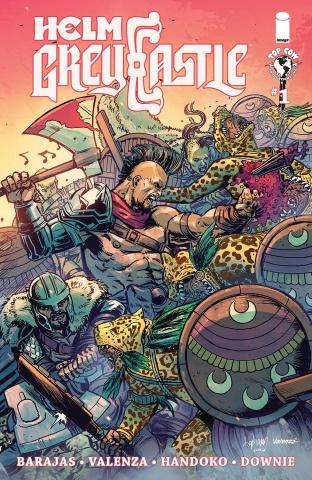 Helm Greycastle #1 (Lapham Cover)
