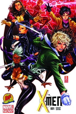X-Men #1 (Midtown Comics Cover)