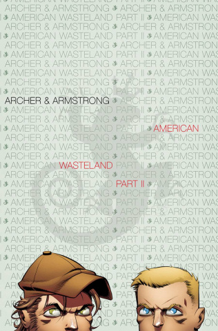 Archer & Armstrong #21 (Crystal Cover)