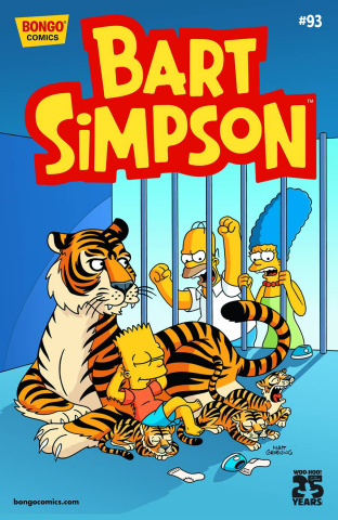 Bart Simpson Comics #93