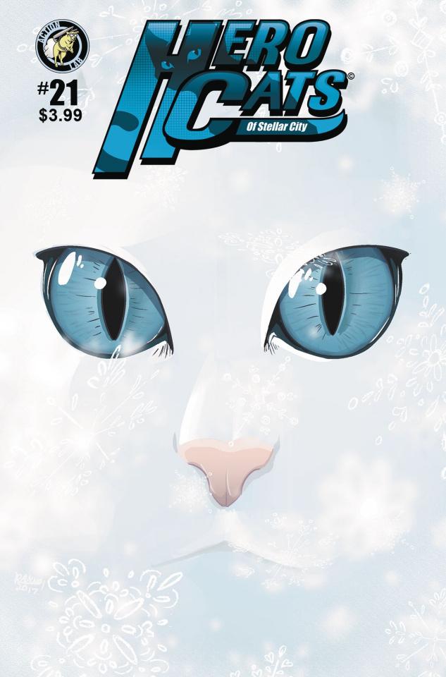 Hero Cats #21