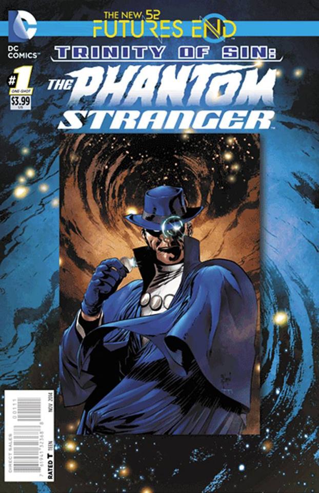 Trinity of Sin: The Phantom Stranger - Future's End #1